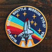 NASA公認ワッペン・アップリケ・スペースシャトルミッション・STS-27