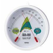 最適な飽差温度・湿度計(施設栽培用温・湿度計)