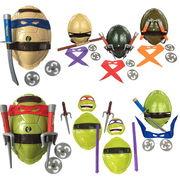 ハロウィン コスプレ 忍者タートルズ 武器 全9種 コスチューム ニンジャタートルズ おもちゃ兵器 qx10021-9
