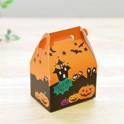 ハロウィン かわいいかぼちゃ 小幽霊キャンディーボックス チョコレートキャンディパック