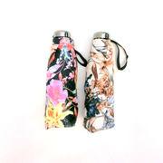 【日本製】【雨傘】【折りたたみ傘】超短&軽量碁盤柄ジャガード生地日本製ミニ折傘