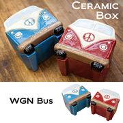 セラミックボックス バス WGN Bus★