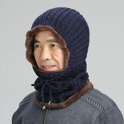 秋冬新作★高齢者用 ニット帽秋冬新品★帽★レディース帽子★メンズ帽子