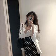 買い逃し注意  韓国ファッション  CHIC気質   秋  スーツジャケット