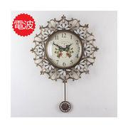 ローズ王冠(大) 電波時計