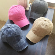 ▼MAGGIO▼【使いやすさ抜群◎】1つは持っていたい★ ヴィンテージカラーキャップ(帽子)