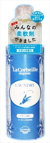 ラ コルベイユ オーガニックサボンの香り600ML