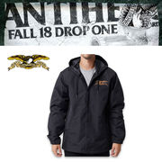 ANTIHERO STOCK EAGLE PATCH HOODJACKET 17165