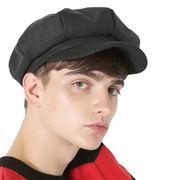 キャスケット キャップ ウールキャップ 帽子 フリーサイズ メンズ インプローブス 韓国