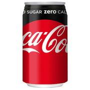 (ケース単位)コカ・コーラゼロシュガー 350ml缶