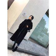 ★2018秋冬新作/韓国ファッション/大人気/CHIC気質/暖かい/厚手/ウールコート/コート