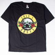 ロックTシャツ Guns N' Roses ガンズ アンド ローゼズ ロゴ