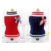 犬服 ニットセーター かわいい おしゃれ ペット服 ドッグウェア 小型犬 中型犬 ペットウェア dog006