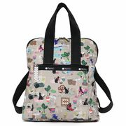 LeSportsac レスポートサック リュックサック EVERYDAY BACKPACK CRAFTY PETS