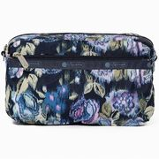LeSportsac レスポートサック ポーチ DREAM COSMETIC NIGHT BLOOMS BLUE