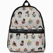 LeSportsac レスポートサック リュックサック Basic Backpack ASTRO GIRLS