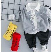 3点セット★新入荷!!キッズファッション★★キッズ ジャケット+Tシャツ+ズボン★カジュアル