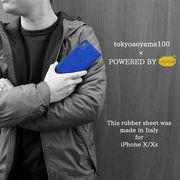 vibram × TOKYO AOYAMA iphone X/XS 対応 スマホケース Bookタイプ 3色展開