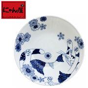 「にゃん屋」★ロンロンカレー皿