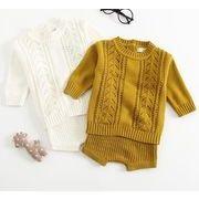 ★春新品★キッズファッション★キッズ   セーター セットアップ