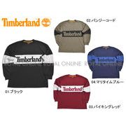 S) 【ティンバーランド】 A1MBW 1 37 長袖Tシャツ リニアツリー オーバーサイズ 全4色 メンズ