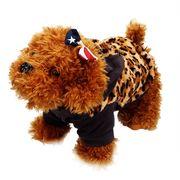犬服 ペット服 ペット用品 ニット 豹柄 迷彩柄 暖かい 防寒