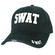 Rothco キャップ SWAT ブラック