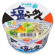 【ケース売り】サッポロ一番 塩ラーメン ミニどんぶり