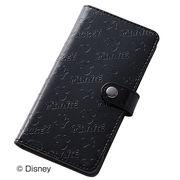 Xperia(TM) A4 SO-04G/【Disney】スマホケースブックカバータイプ ブラック