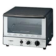 (キッチン)(電子レンジ/トースター)象印 オーブントースター EQ-SA22-BW