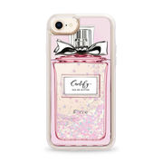【Casetify】 FEM. EAU DE2 iPhone8 Glitter case