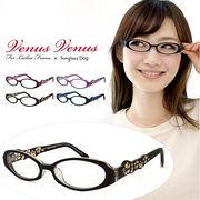 メガネ レディース 女性用 眼鏡 venus! venus! 1173