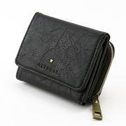 3つ折財布 (ノーマン)【財布 レディース ウォレット アンティーク シンプル】