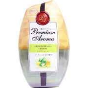 お部屋の消臭力 PremiumAroma レモングラス&レモン 400mL