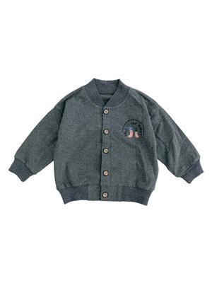 コットン 小 赤ちゃんの野球服 男 才 春服 新しいデザイン 韓国風 男児 レジャー 襟