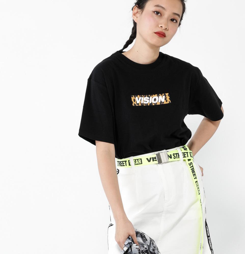 【19SS新作】BOXロゴTシャツ