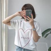 初回送料無料 2019カジュアル イージー Tシャツ 大人気 全3色 dyibh-1903az64