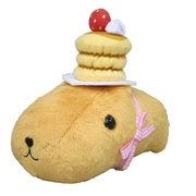 「ぬいぐるみ」カピバラさん パンケーキ