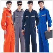 全5色 作業服 オーバーオール 長袖 ろうどうほごようひん ラッカー 防塵 防汚 自動車修理防護服 保護具