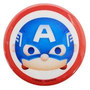 【缶バッジ】キャプテンアメリカ ビッグ カンバッジ