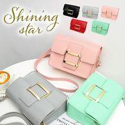 ショルダーバッグ ハンドバッグ財布サイフ レディース 韓国ファッションSL-3131