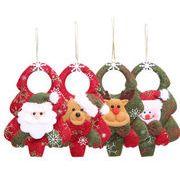 クリスマスグッズ クリスマスギフト クリスマスツリー飾り物 サンタクロース パーティー飾り物