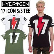 ☆50% OFF☆【HYDROGEN】(ハイドロゲン) 17 ICON T-SHIRT / 半袖 Tシャツ 3色