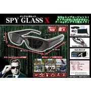 「サングラス型カメラ」SPY GLASS X