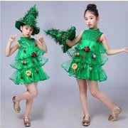キッズ ワンピース クリスマス ダンス衣装 格安 コスチューム 韓国 子供服  SALE