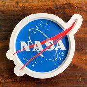 NASA公認・インサイニア(ミートボール)ラバートレイ・アクセサリー入れ・小物入れ・クリップホルダー