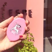 RUBBER COIN CASE 【BETTY BOOP】