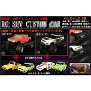 RC SUV CUSTOM CAR (カスタムカバー2個付き)