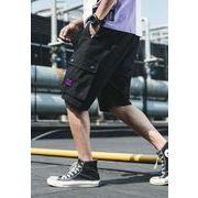 メンズ半ズボン パンツ ショート ハーフパンツ チノパン ジョガーパンツ カジュアル 大きいサイズ