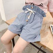 【韓国ファッション】 ショートパンツ 子供服 キッズ 児童 夏 韓国 ファッション
